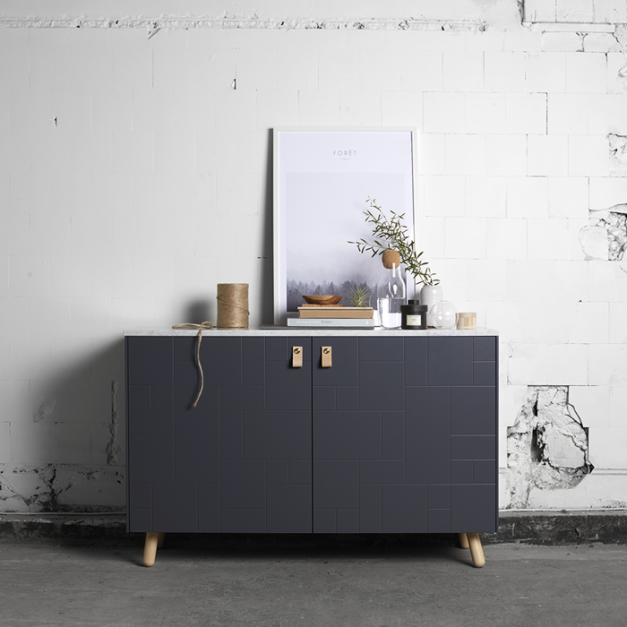 Superfront cabinet by Stylizimo