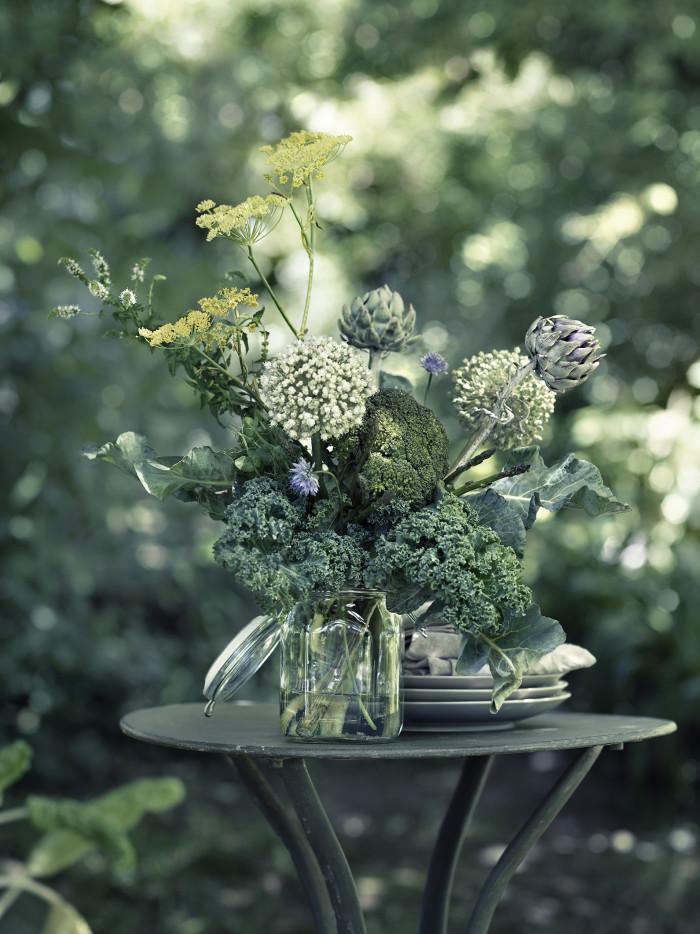 Fin trädgårdsinspiration