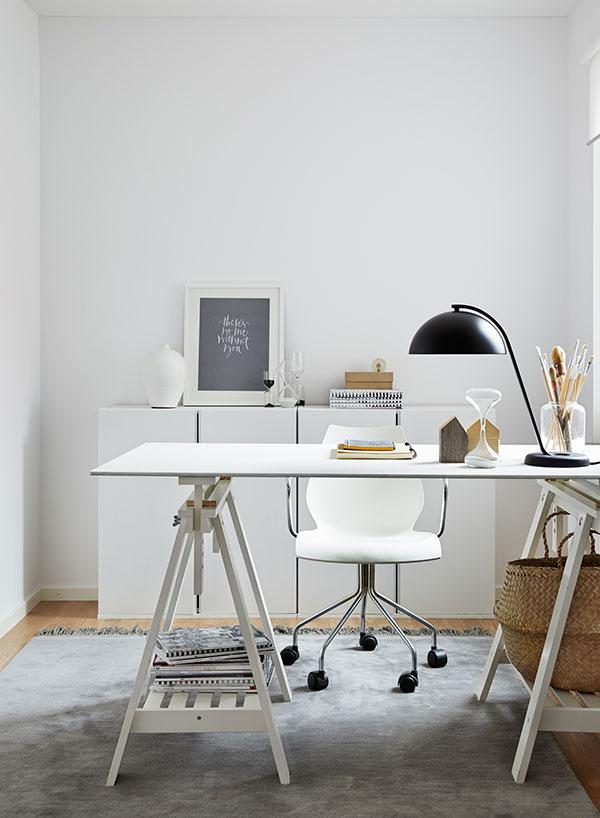 Hitta-hem-Kuttern-arbetsrum-vitt-stilrent