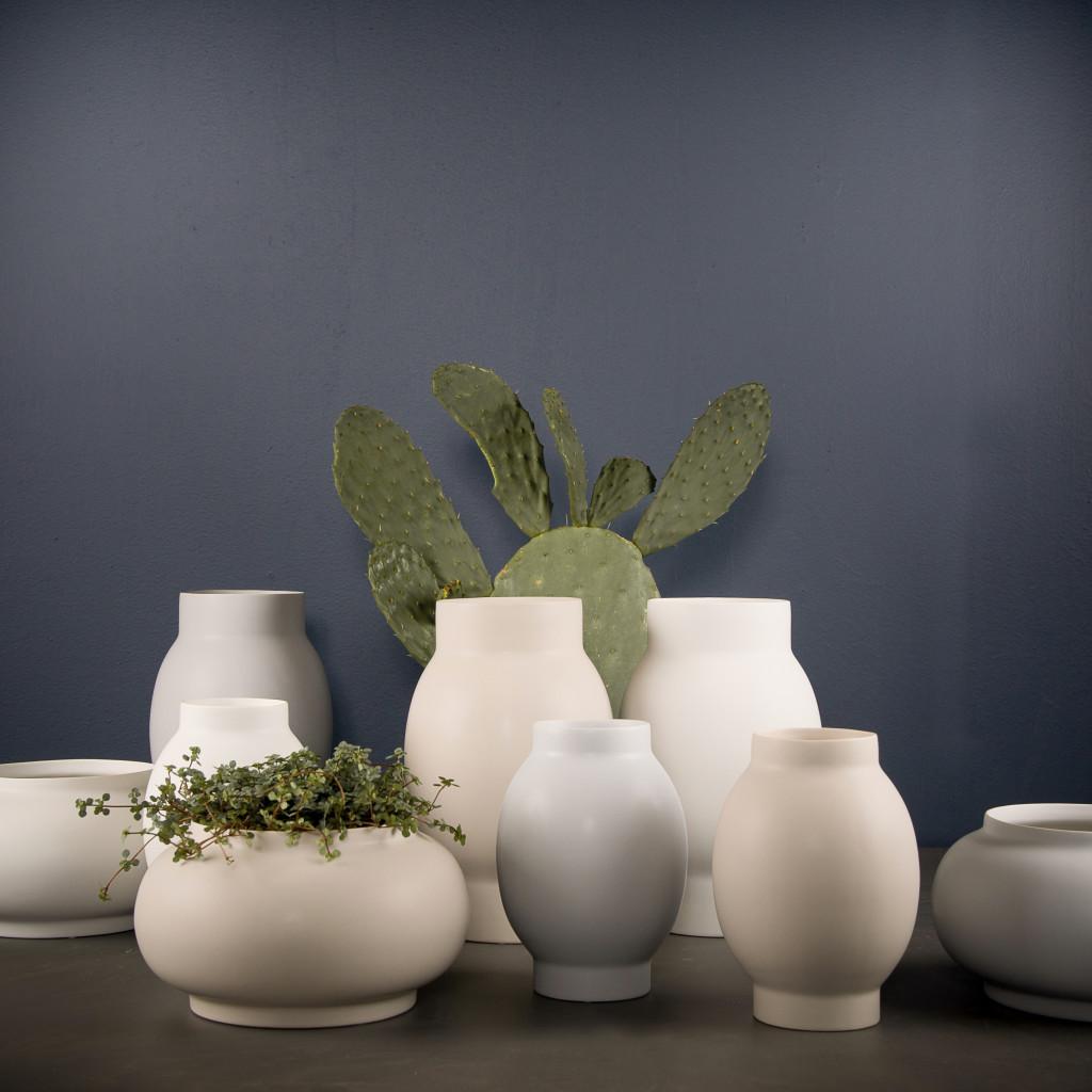 DBKD vaser av Jennifer Hagler